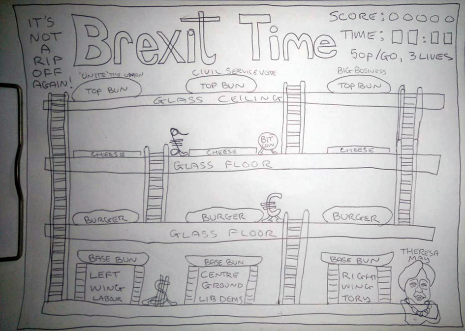 Brexit time the video game